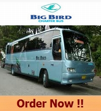 Harga Sewa Bus Big Bird